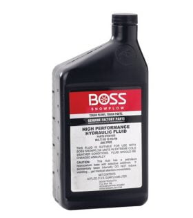 Boss Snow Plow Hydraulic Fluid