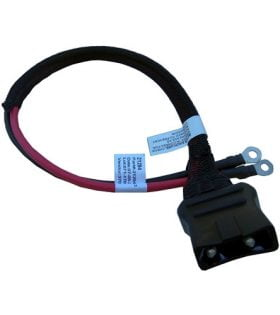 Western Plow Part #21294 - 32 in. Plow Power Battery Cable Assembly