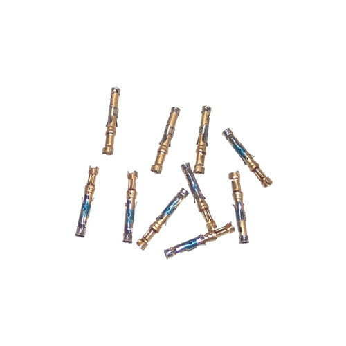 Western Plow Part #22123 - Pack of 10 Signal Contact Pins for 10 Pin Control Harness Connector