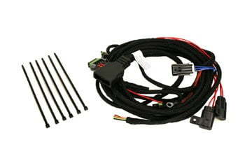 Western Plow Part #26345 - 3 Pin Control Harness 3 Plug Wiring Kit Truck Side