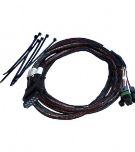 Western SnowEx Part # 26357 - Vehicle Side Lighting Harness – 11-Pin for 3 and 4 Port Isolation Module Kits