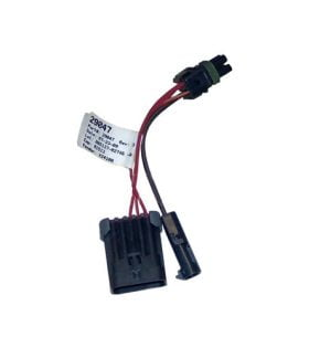 Western SnowEx Part # 29047 - Adapter, 3‑Port to 26345/26346 Vehicle Control Harness