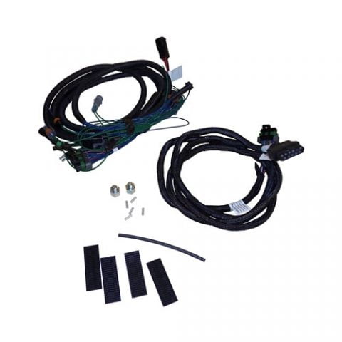 Western SnowEx Part # 29048 - 3-Port Isolation Module Harness Kit Light System Truck Side for HB3/HB4
