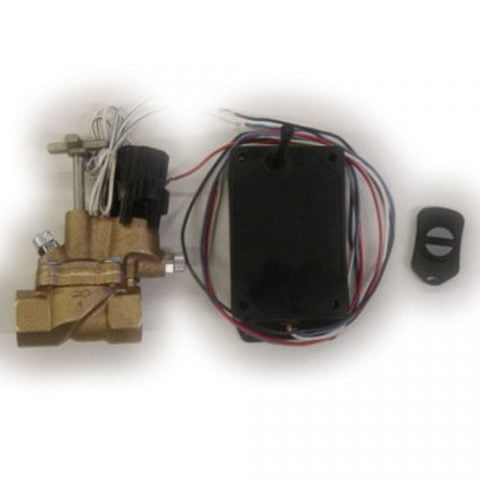 2DP0L1EFAVALVE - 2 Function Wireless Controller Kit - DC Wireless With Air/Fluid Shutoff Valve