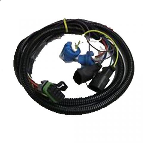 Western Plow Part #26372 - PLUG-IN HARNESS HB-5 & HB-1