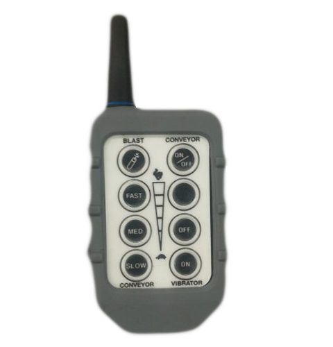 650DCKEYFOB - Replacement Wireless Remote Control Transmitter for Dual Motor Spreaders 650DC