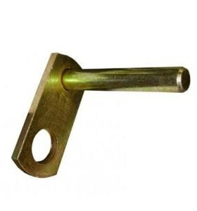 Western Part # 42498 - RECEIVER PIN