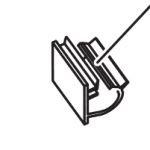 Western Part # 51051 – 3 8  WIRE CLAMP