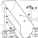 Western Part # 51070 – MATERIAL CHUTE