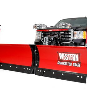 Western MVP Plus Snow Plow V Plow Package for Sale