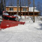 Western HTS Snow Plow Half Ton Snow Plow