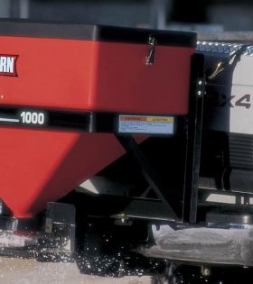 Western 1000 Tailgate Spreader Low Profile
