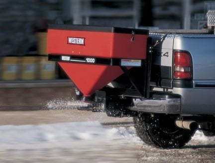 Western Wireless 1000 Tailgate Spreader