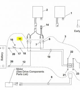 Western Conventional Plow Wiring Diagram on