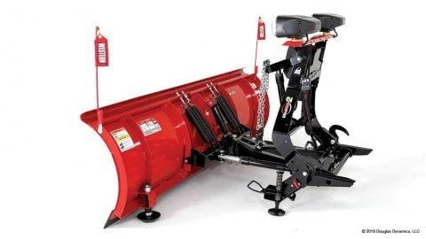 Western Pro Plow Series 2 Snow Plow