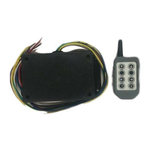 Universal Snow Plow Wireless Remote Control Kit - Straight Blade Snow Plow Controller