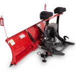 Western HTS Snow Plow Straight Blade Plow