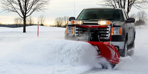 Western Wide-Out Snow Plows