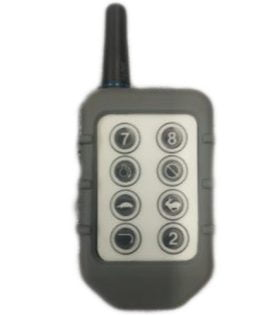 "Gas Engine Spreader Controller ""Plus"" - Wireless Remote Replacement Transmitter Key Fob"