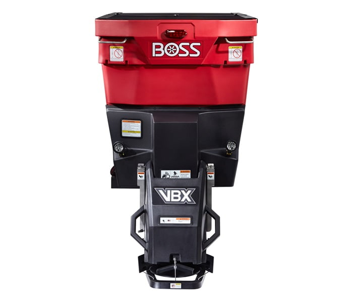 Boss VBX8000 Salt Spreader