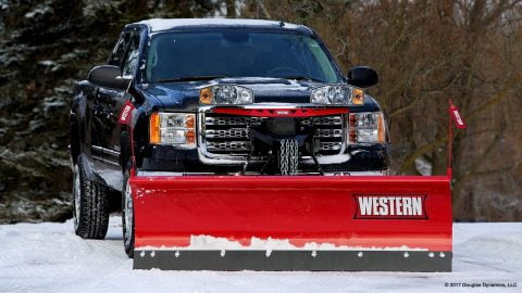 Western Midweight Snow Plow