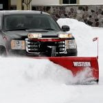 Western Midweight Plow