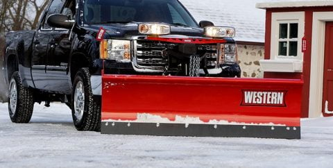 Western Midweight Plow Price