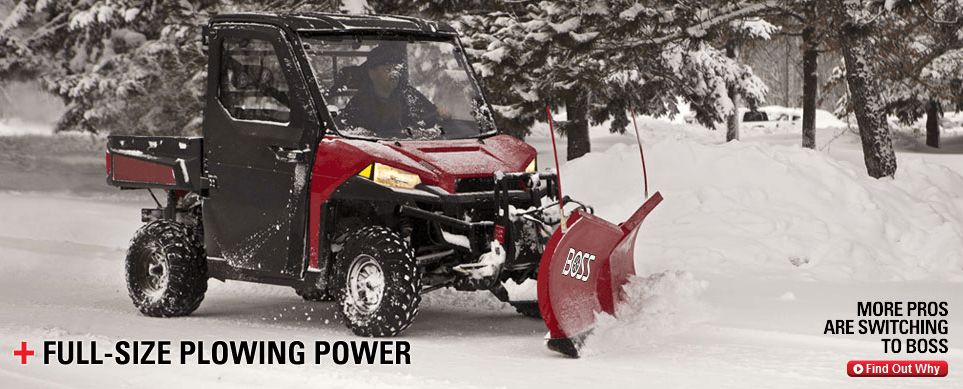 Boss UTV V XT, boss utv plow, boss utv plow pricing, boss utv plow review, boss utv vplow