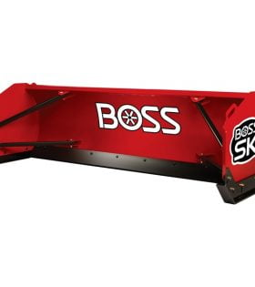 Boss Skid-Steer Box Plows