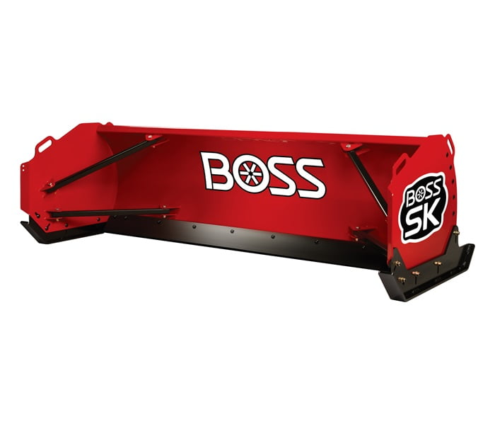 Boss Skid Steer Box Plows
