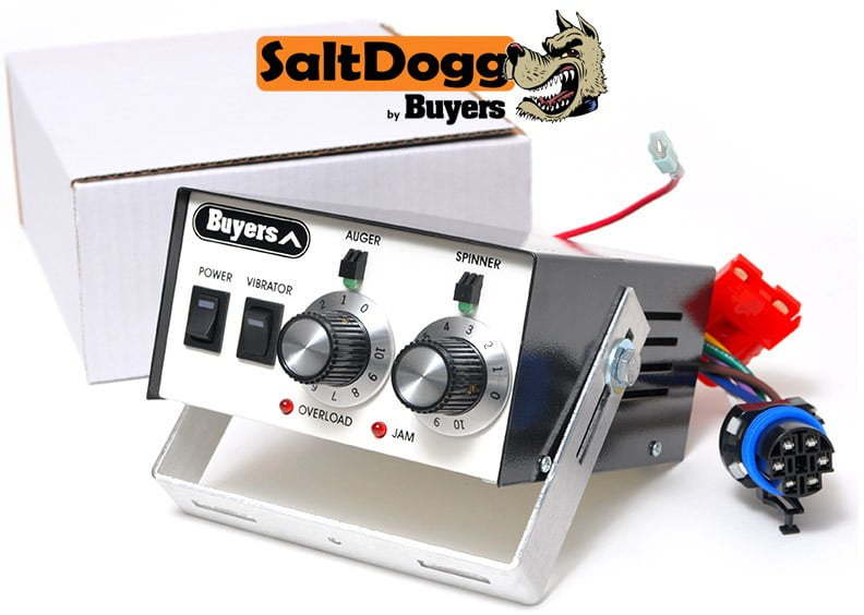 SaltDogg Salt Spreader Controller Manual