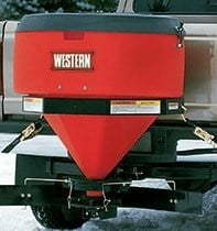western model 500 price, western model 500 review, wetsern tailgate spreaders, wireless salt spreaders