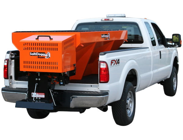 SaltDogg™ 2 Cubic Yard Gas Steel Hopper Spreader