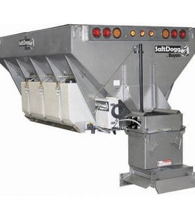 SaltDogg 6 - 8 CU YD Municipal Spreaders