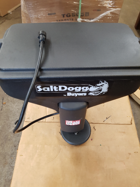 SaltDogg TGS02 Salt Spreader with Wireless Controller