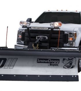 SnowDogg HD75 Snow Plow HDII Gen II