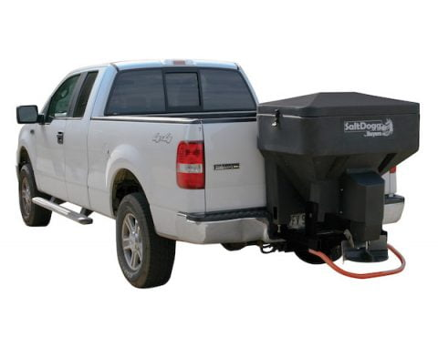 SaltDogg TGS03 8 Cubic Foot Tailgate Spreader Wireless Controller Included