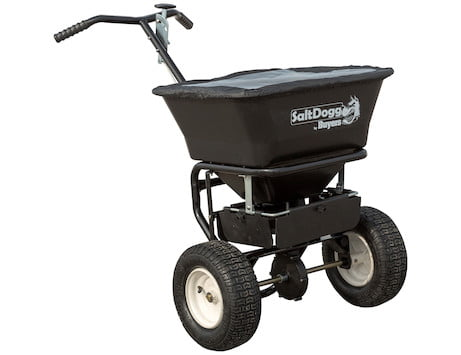 SaltDogg WB101G Walk Behind Broadcast Spreader