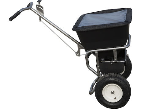 WB201G Walk Behind Broadcast Spreader Salt dogg