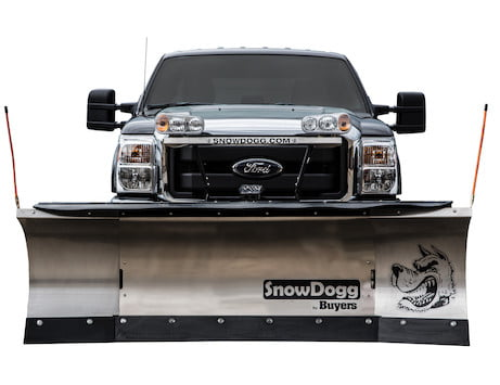 SnowDogg™ XP810 Expandable Wing Plow