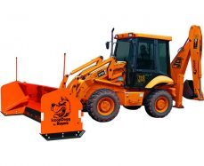 ScoopDogg BackHoe Pushers