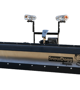SnowDogg MD68 Snow Plow
