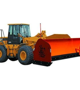 SnowDogg 2601114 Loader Series Pusher