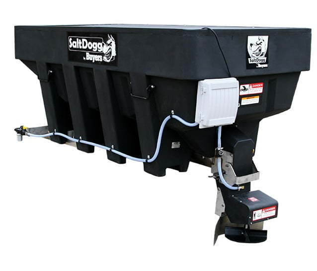 SaltDogg Liquid Spray Systems Spreaders