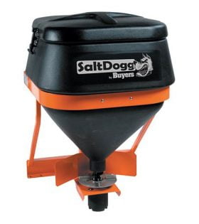 SaltDogg TGS01B Tailgate Spreader - With Wireless Remote Control System EXCLUSIVE