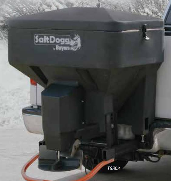 SaltDogg TGS03 Tailgate Spreader With Wireless Controller - EXCLUSIVE