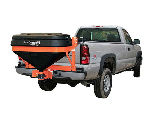 SaltDogg TGS05B Tailgate Salt Spreader for Sale