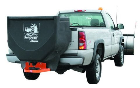 SaltDogg TGS06 Tailgate Spreader - With Vibrate and Wireless Remote Control Kit