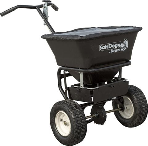 1.5 cu ft Walk-Behind Spreader