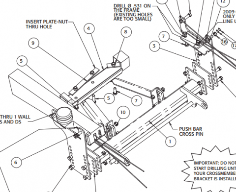Ford Ranger Underbody Diagram